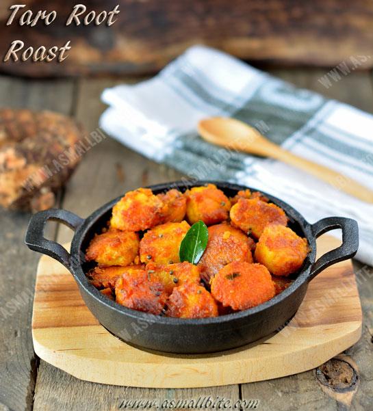 Taro Root Roast Recipe