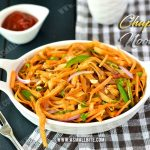 Chapati Noodles Recipe 1