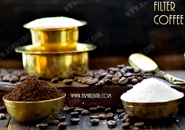Filter Coffee Recipe 1