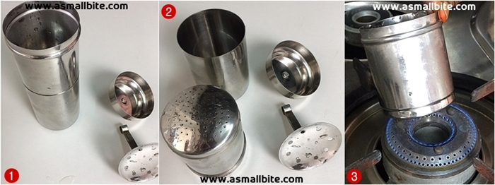 Filter Coffee Recipe Steps1