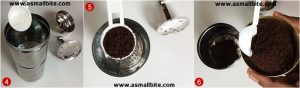 Filter Coffee Recipe Steps2