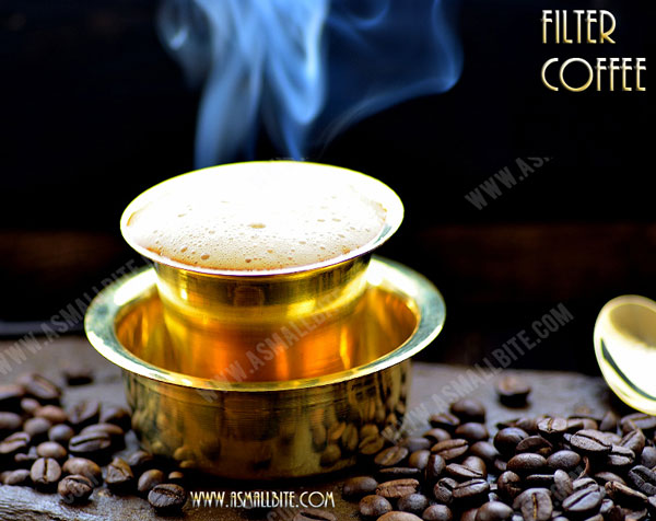 Filter Coffee | South Indian Filter Coffee Recipe