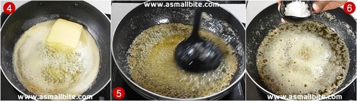 Homemade Ghee Recipe Steps2