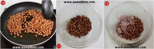 How to make Peanut Chaat Steps4