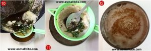 How to make ghee from butter Steps4
