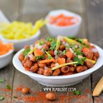 Peanut Chaat Recipe | Masala Peanut Chaat Recipe