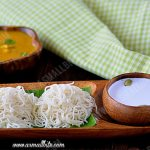 Idiyappam Recipe | Idiyappam with rice flour