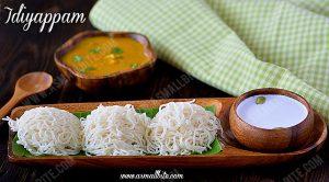 Idiyappam Recipe 1