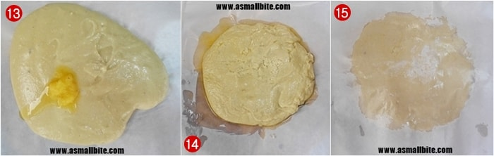 Kaju Barfi Recipe Steps5