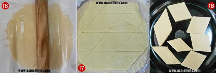 Kaju Barfi Recipe Steps6