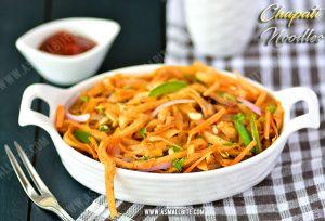 Leftover Chapathi Recipes