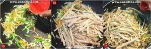 Leftover Chapathi Recipes Steps5