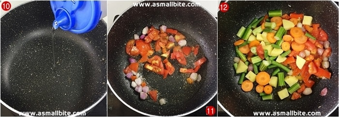 Sambar Rice Recipe Steps4