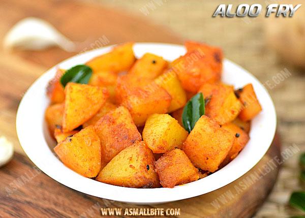 Aloo Fry Recipe 1