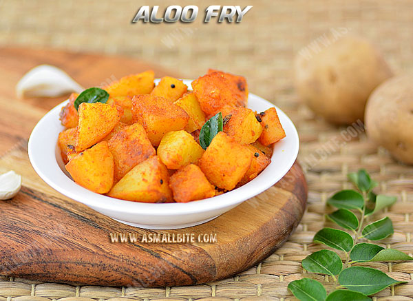 Aloo Fry Recipe