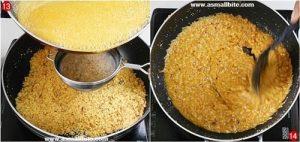 Dodha Burfi Recipe Steps7