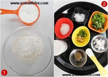 Goli Baje Recipe Steps1
