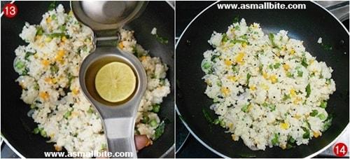 Kodo Millet Upma Recipe Steps7