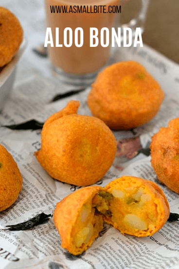 Aloo Bonda Diwali Special Dishes