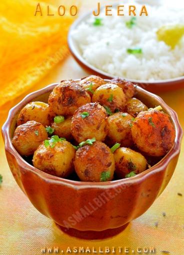 Jeera Aloo Navratri Vrat Recipes