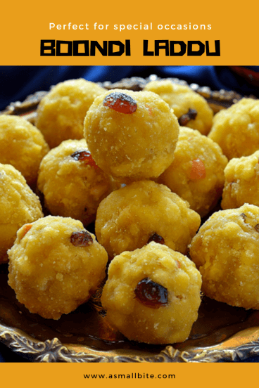 Boondi Laddu Diwali ki Recipe