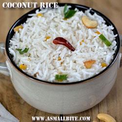 Coconut-Rice-Navratri-Recipes