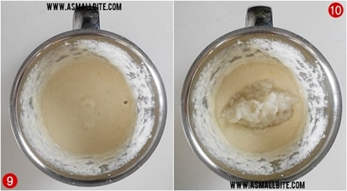 Dosa Batter In Mixie Steps5