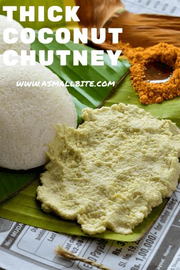 Getti Chutney for Diwali