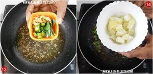 How to make Sabudana Khichdi Steps7