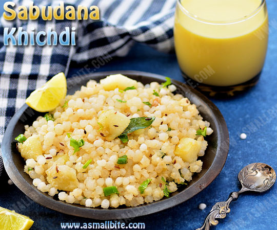 How to make Sabudana Khichdi