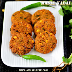 Masal Vada Navratri Recipes