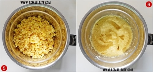 Moong Dal Halwa Recipe Steps3