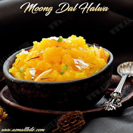 Moong Dal Ka Halwa 1