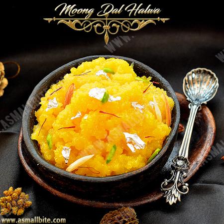 Moong Dal Ka Halwa
