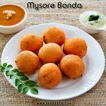 Mysore Bonda Recipe