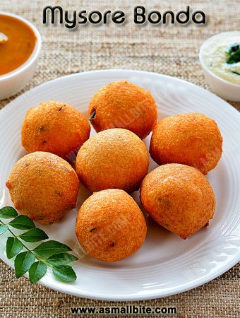 Mysore Bonda Recipe | Ulundhu Bonda Recipe