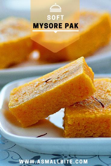 Mysore Pak Diwali Sweets