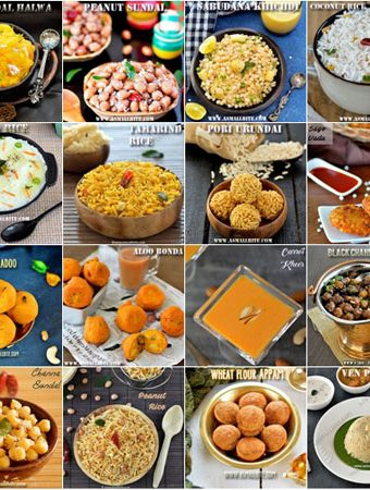 Navratri Recipes For 2017