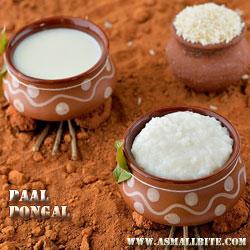 Paal Pongal Navratri Recipes