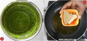 Palak Paneer Recipe Steps5
