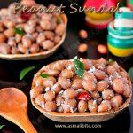 Peanut Sundal Recipe 1