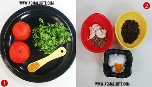 Pepper Rasam Recipe Steps1