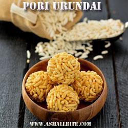 Pori-Urundai-Navratri-Recipes