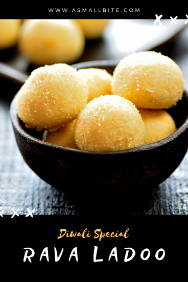 Rava Laddu Deepavali Sweets Recipes