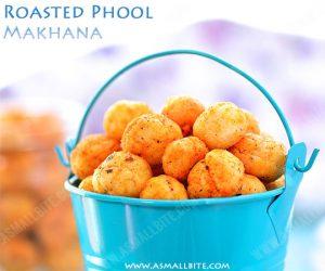 Roasted Phool Makhana Recipe 1