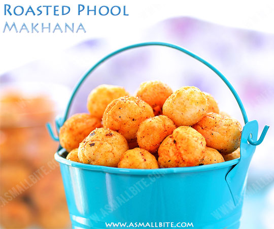 Roasted Phool Makhana Recipe 1