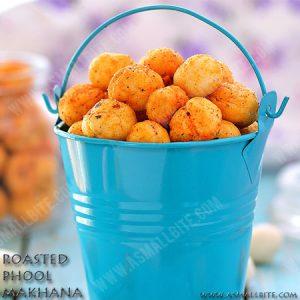 Roasted Phool Makhana Recipe 2