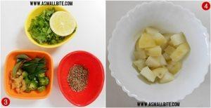 Sabudana Khichdi Recipe Step2