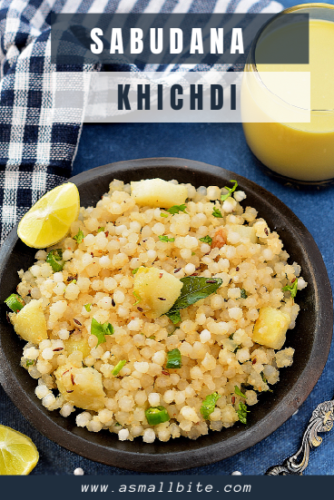 Sabudana Kichidi Navratri Vrat Recipes