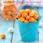 Spicy Phool Makhana Recipe 1